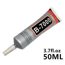 B7000 Glue Multi-purpose Adhesives 50ml For Diy Jewelry Crafts Glass Jewelery Epoxy Resin Touch Screen Cell Phone Repair Tools