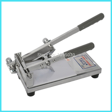 Stainless steel Universal cutting machine for cut frozen chicken bone/ lamb meat/medicine multi-function slicer food processors(China (Mainland))