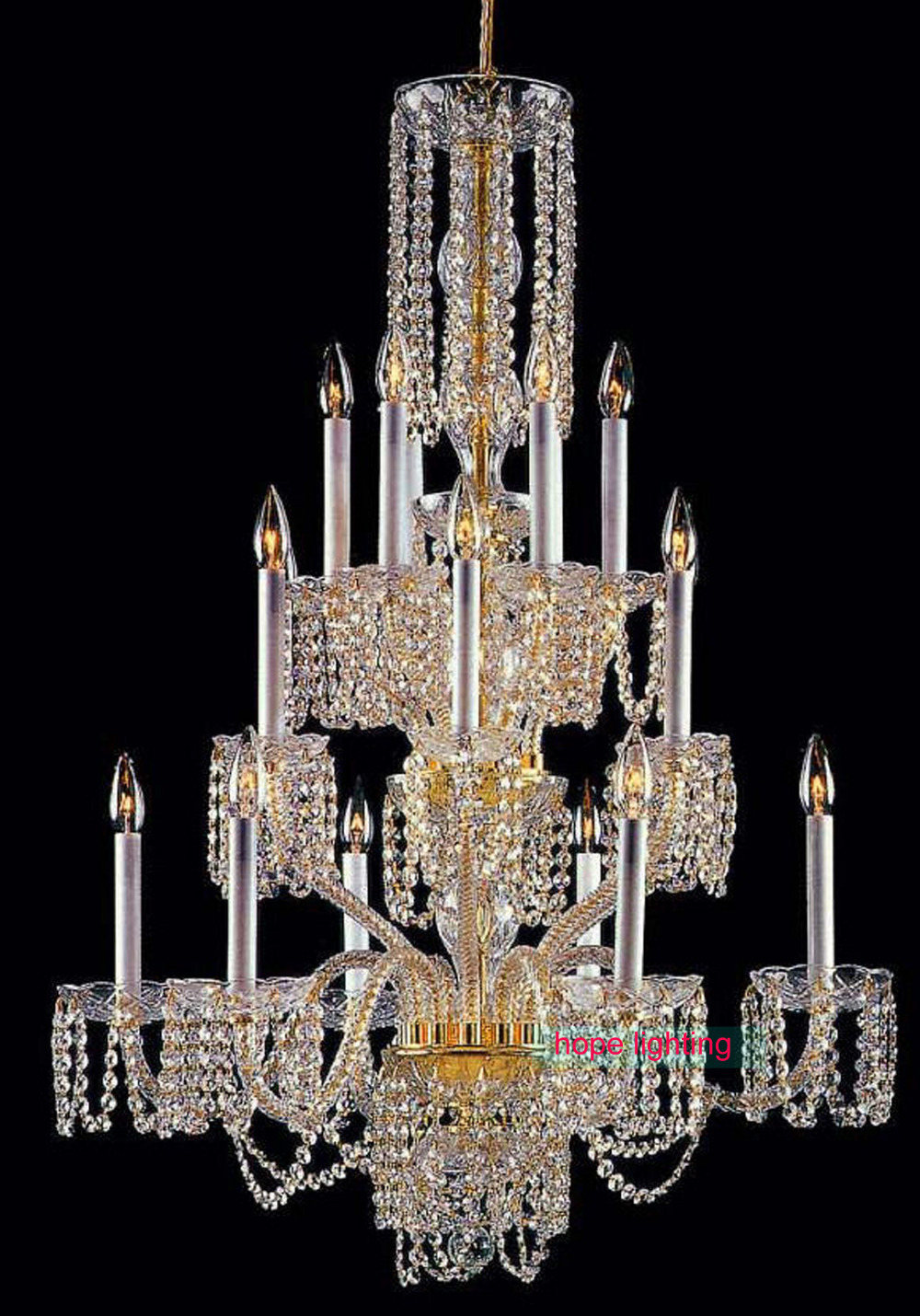 Contemporary Chandelier Lighting Decorative Chandelier Light elegant crystal lighting living room Elegant crystal chandeliers