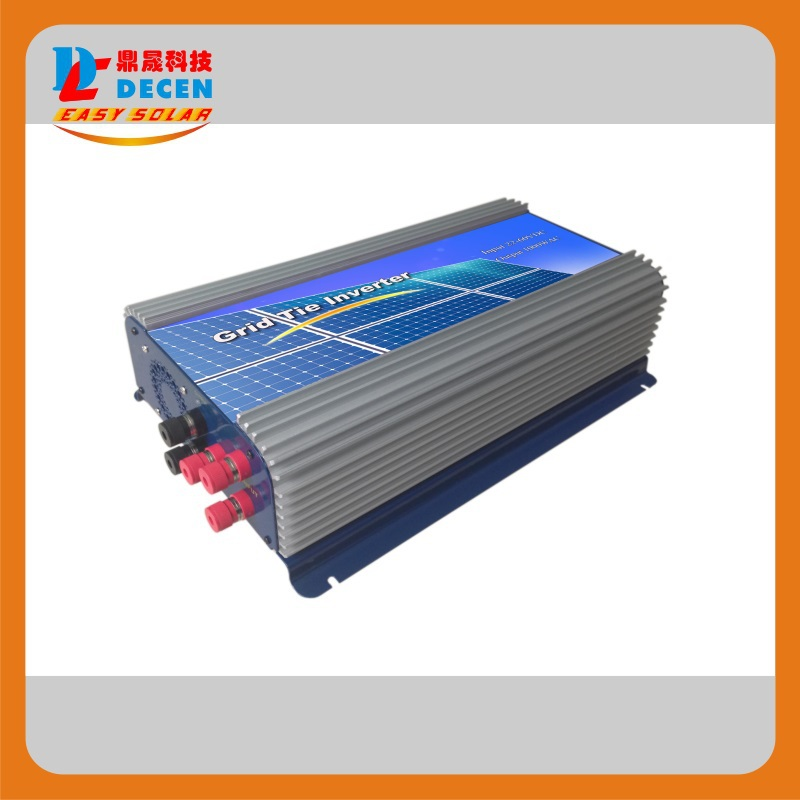 DECEN@ 3 Phase Input45-90V 1500W Wind Grid Tie Pure Sine Wave Inverter For 3 Phase 48V 1000Wind Turbine No Need Extra Controller(China (Mainland))