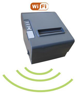 LS80W desktop wifi Printer support IOS/Android phone and tablet(Hong Kong)