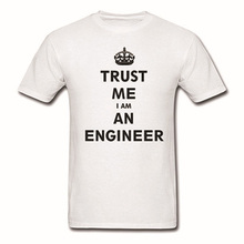 Buy Trust Am Engineer Funny T Shirts harajuku Style Top Shirt Summer Funny T-Shirt Print Brand Clothing tshirt homme for $16.55 in AliExpress store