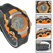 Nuevo 2015 Whatch hombres deportes relojes hombres lujo marca niños relojes digitales niño militar impermeable Mesa Masculino