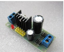 L7805 LM7805 three-terminal voltage regulator module 5 v regulated supply module 5 v voltage regulator module(China (Mainland))