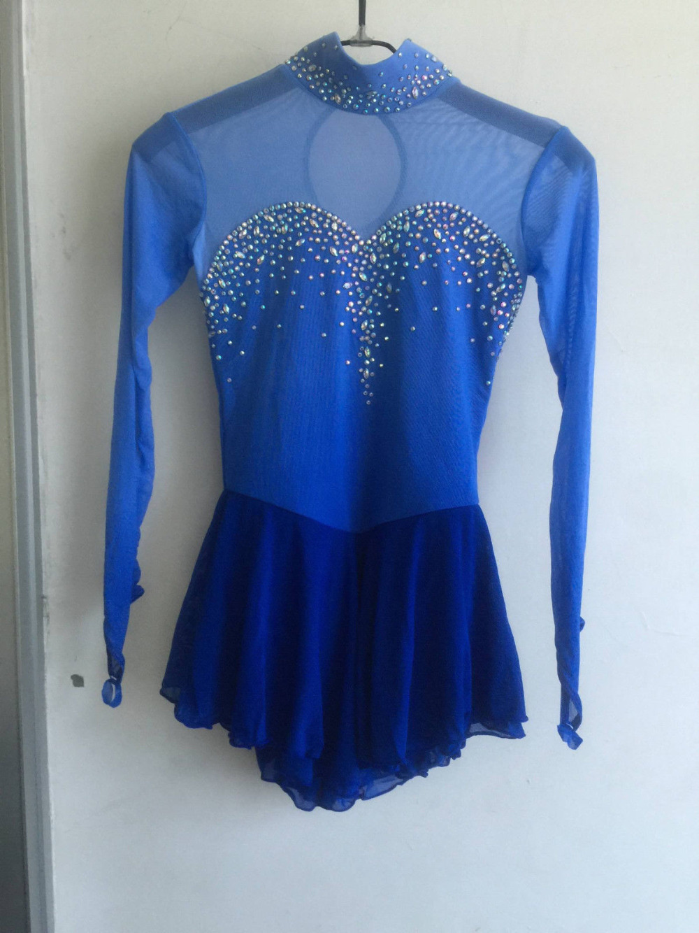 Ice skating dresses for competition