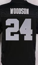 Good quality jersey,Men's 4 Derek Carr 24 Charles Woodson 34 Bo Jackson 52 Khalil Mack 89 Amari Cooper elite jersey,Size 40-56(China (Mainland))