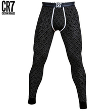 CR7 Brand New 2015 warm cotton thermal underwear thermo underwear man long john underpants EUR Size XS S M L XL XXL 365(China (Mainland))
