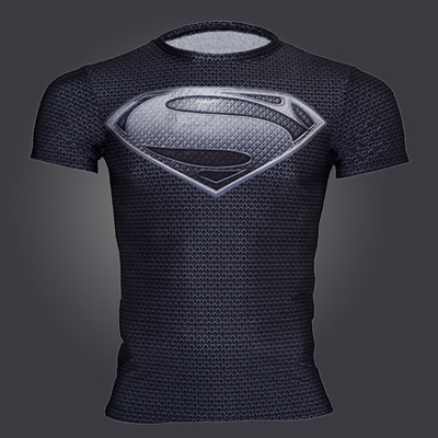 TOP sale Mens Boys Compression Armour Base Layer Short Sleeve Thermal Under Top Tee Shirt New