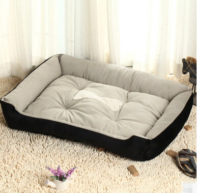Kennel Pet Large Dogs Bed Warming Dog House Soft Material Pets Pad Dog Kennel Summer Winter For Pet XXL Dog Bed Mat Supplies (China (Mainland))