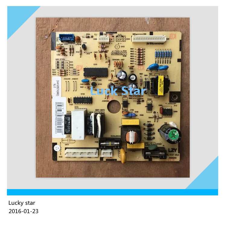 95% new samsung refrigerator motherboard BCD-230MKG;BCD-230MKV;BCD-230MLG series on sale<br><br>Aliexpress