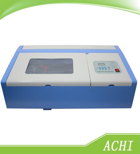 Free shipping 220V 40w JK-K3020 engraving printing laser engraving machine CO2 metal with USB port Laser Engraving(China (Mainland))