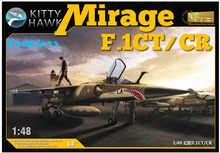 Kitty hawk KH80111 1/48 Mirage f. 1CT / CR kit modelo de plástico