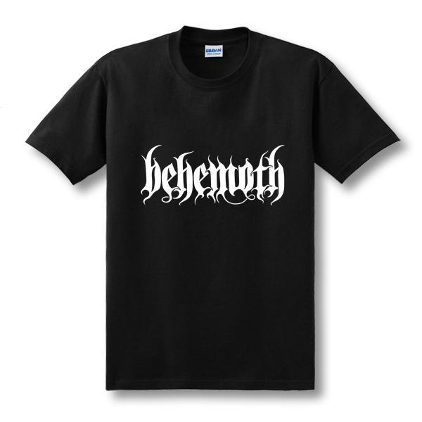 New Hip Hop DEATH HEAVY METAL PUNK Band Behemoth Eagle T-shirts Men Casual Short-sleeved T Shirts New Tops Tees Novelty Tshirts(China (Mainland))