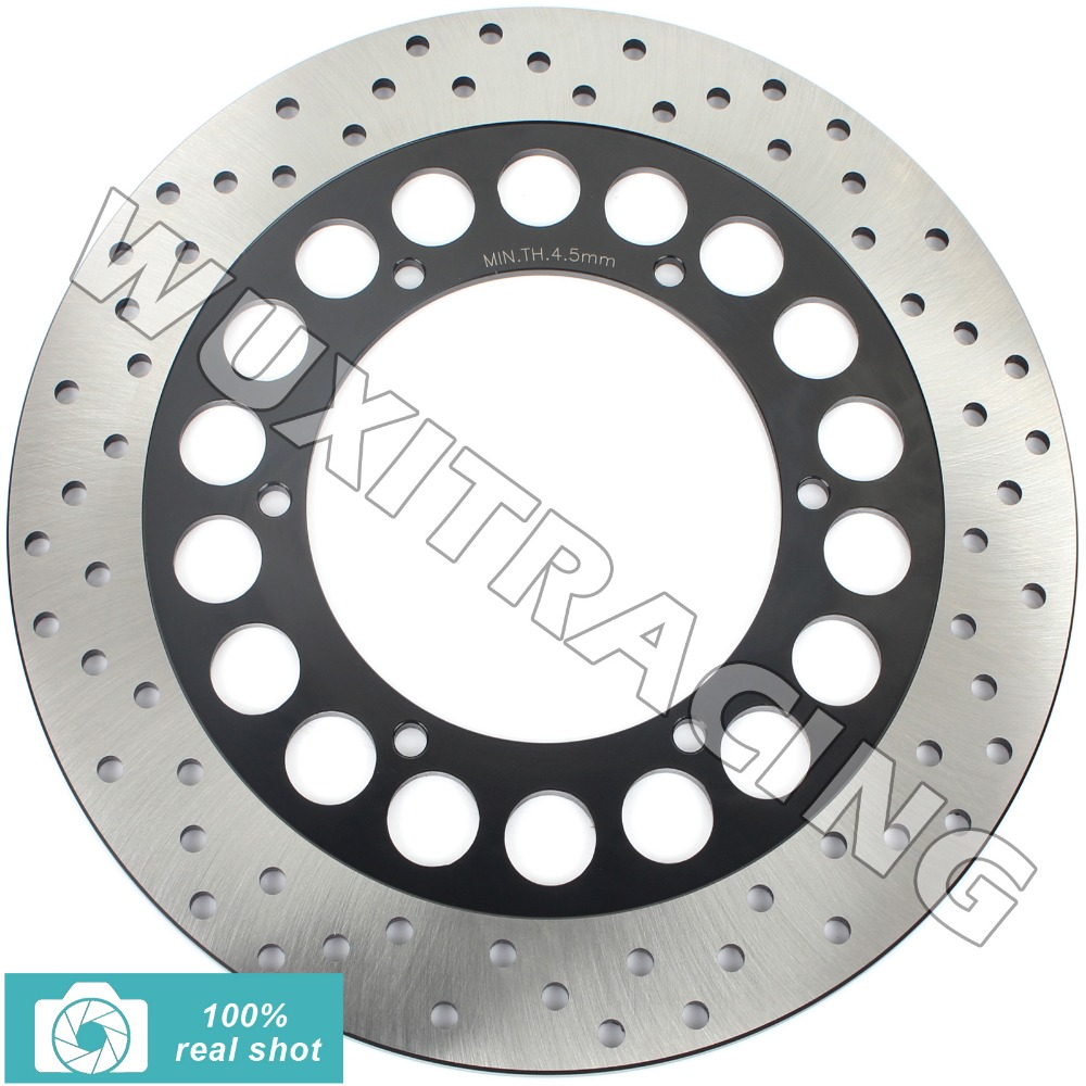 Front Brake Disc Rotor for Yamaha XVS 650 V-Star Classic AS Custom Midnight Silverado 97 98 99 00 01 02 03 XV 1100 Virago 86-95<br><br>Aliexpress