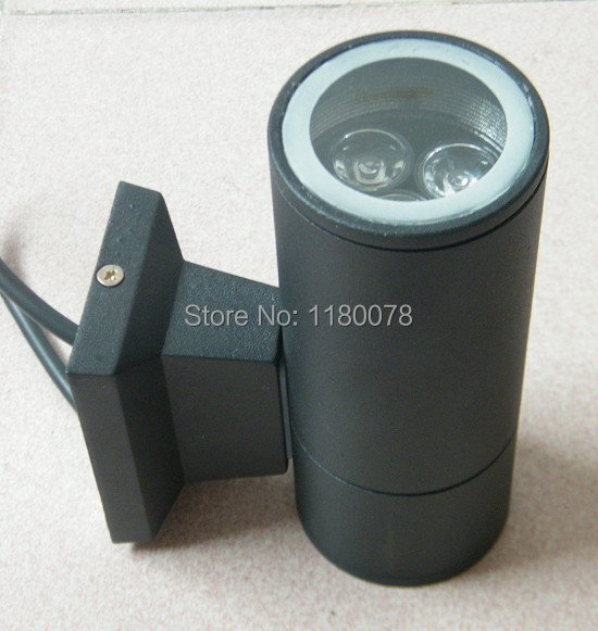 Best Selling New Design 6w Ip65 led wall light outdoor(China (Mainland))