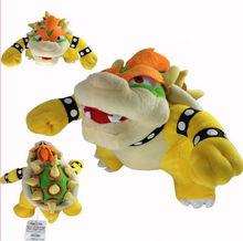 Super Mario Bros Plush Bowser Koopa Nintendo Soft Toy Stuffed Animal Doll (China (Mainland))