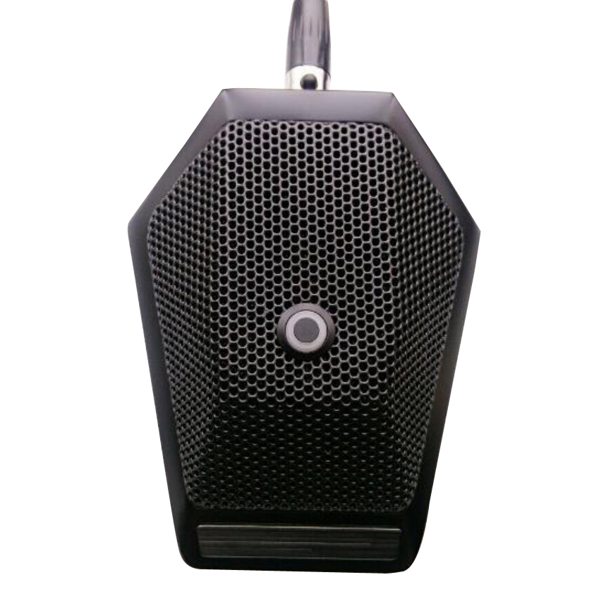 BM60 Professional Factory Supply Conference Speech Vedio Meeting Microphone Flat Desktop Microphones(China (Mainland))