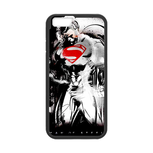 Phone Case Maker Superman Man of Steel Case for iPhone 6(China (Mainland))