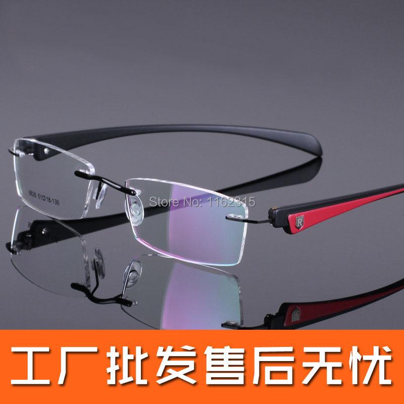 Rimless Round Eyeglass Frames : Online Get Cheap Rimless Round Eyeglasses -Aliexpress.com ...