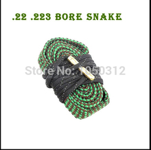 Hot Hopes Bores Cleaning .22 Caliber,223,5.56mm Rifle Snake Guns Sling Cleaner 24011 Tactical Hunting Sport Shooting Airsoftergu