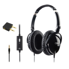 High Performance Active Noise Cancelling Headphones Foldable Over Ear HiFi Noise isolation Headset Networld Earphone Auriculares(China (Mainland))