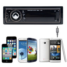 New Car Audio Stereo In Dash Fm With Mp3 Player USB SD Input AUX Receiver Jecksion