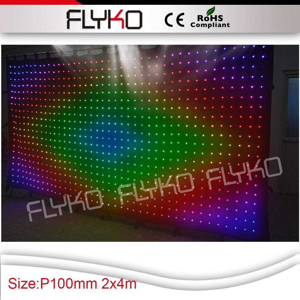 shipping indoor outdoor flexible led strip curtain xxxvideo led light