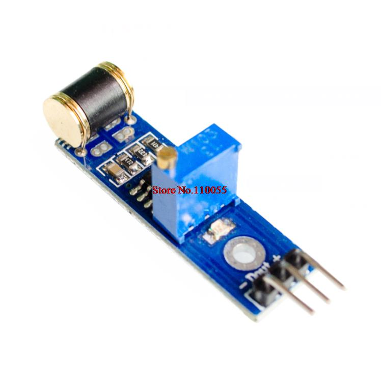 Robotics 801s Vibration Shock Sensor Sensitivity