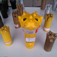 Low Air Pressure 90mm DTH Hammer Bits/CIR90 DTH Bits(China (Mainland))