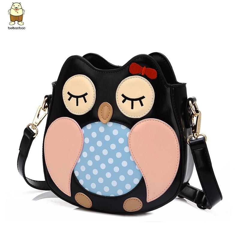 The elephant bags Fashion aslant female bag lovely owl one shoulder bag worn ladies handbags<br><br>Aliexpress