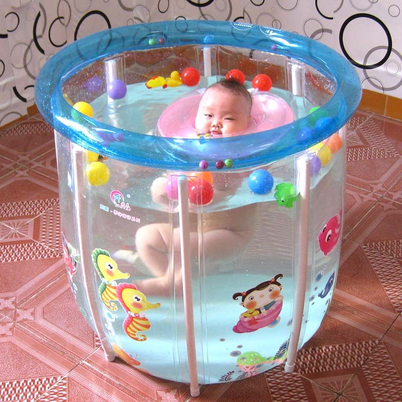 Antai baby swimming pool inflatable clear bubble tent inswimming pool from mother kids on 3 month old baby swimming pool