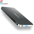 For XiaoMi Power Bank 10400mAh Portable Charger Powerbank USB External Battery Universal For iPhone 5 6