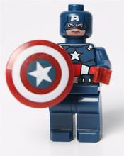 Hot Sale Single Super Hero Batman Vs Superman Action Figures Spiderman Ironman Deadpool Minifigures Bricks Toys Model Figures(China (Mainland))