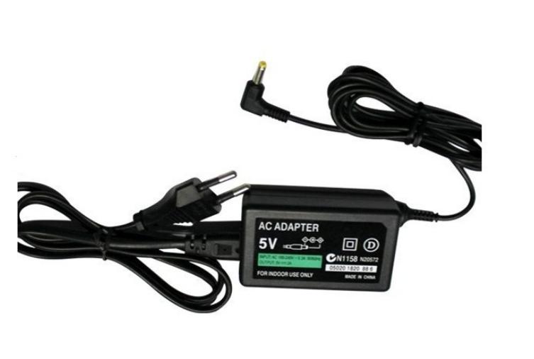 US Plug EU Plug 5V Power Supply AC Adapter Home Wall Charger Power Supply for Sony PSP 1000 2000 3000(China (Mainland))