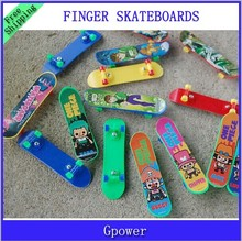 Wholesale 100pcs/lot Popular fashion  Finger scooter mini finger skateboards free shipping(China (Mainland))