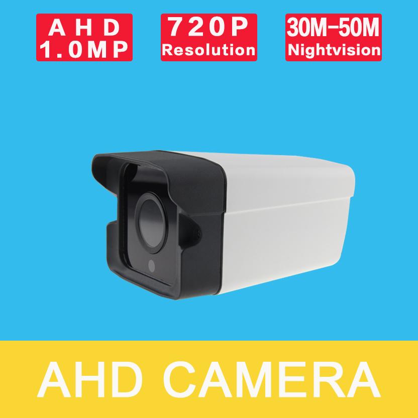 AHD2100PA-E-B1 720P AHD CCTV Analog High Definition Security 1.0Megapixel IR Waterproof Box Camera free Shipping<br><br>Aliexpress