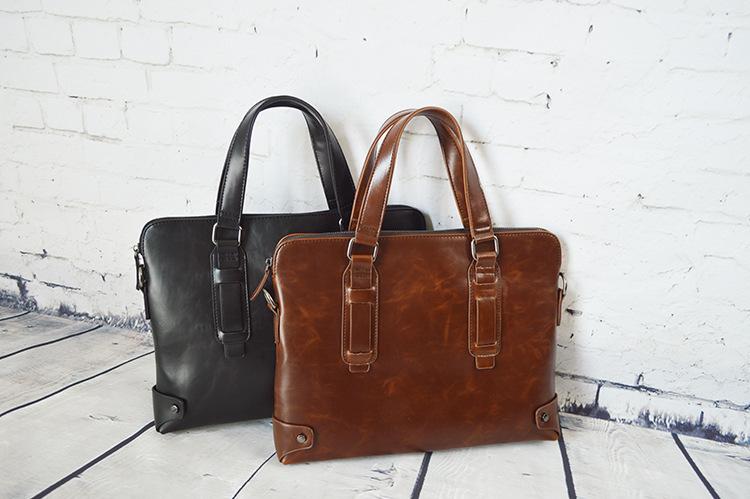 New Products man Handbag Genuine Men Leather Bag Shoulder Bags Men's handbag Crossbody Tote Fashion Messenger(China (Mainland))