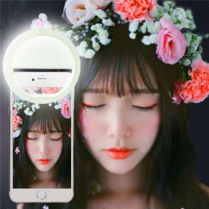 Cute Universal Luxury LED Light Up Selfie Luminous Smart Phone Case For Iphone 7 6s 6Plus 5s Samsung note 7 S7 S6 Edge LG HTC