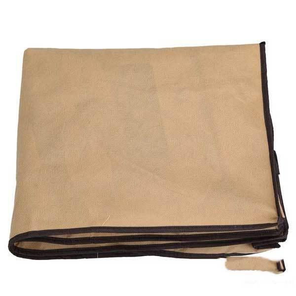 BottomPrice Cheap 12 Pairs Tidy Under Bed Fabric Shoe Storage Organizer Box Closet Bag(China (Mainland))