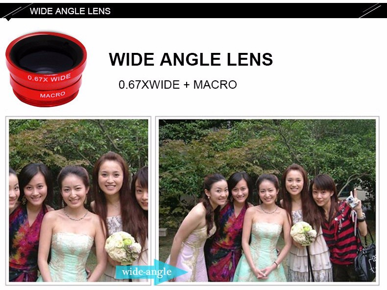 For Asus ZenFone 2 Ze551ML Ze550ML 2E Ze500CL laser Ze500KL Ze601KL Fisheye lenses Fish Eye Wide Angle Mobile Phone Lens Camera