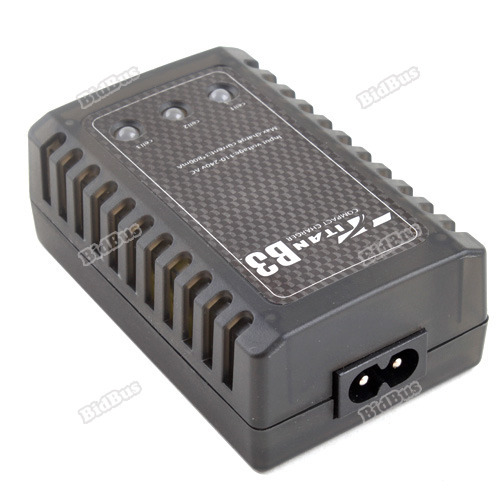 minibid Best choice Titan B3 2-3 Cell 7.4V 11.1V RC Battery Balance Charger Hot promotion!(China (Mainland))