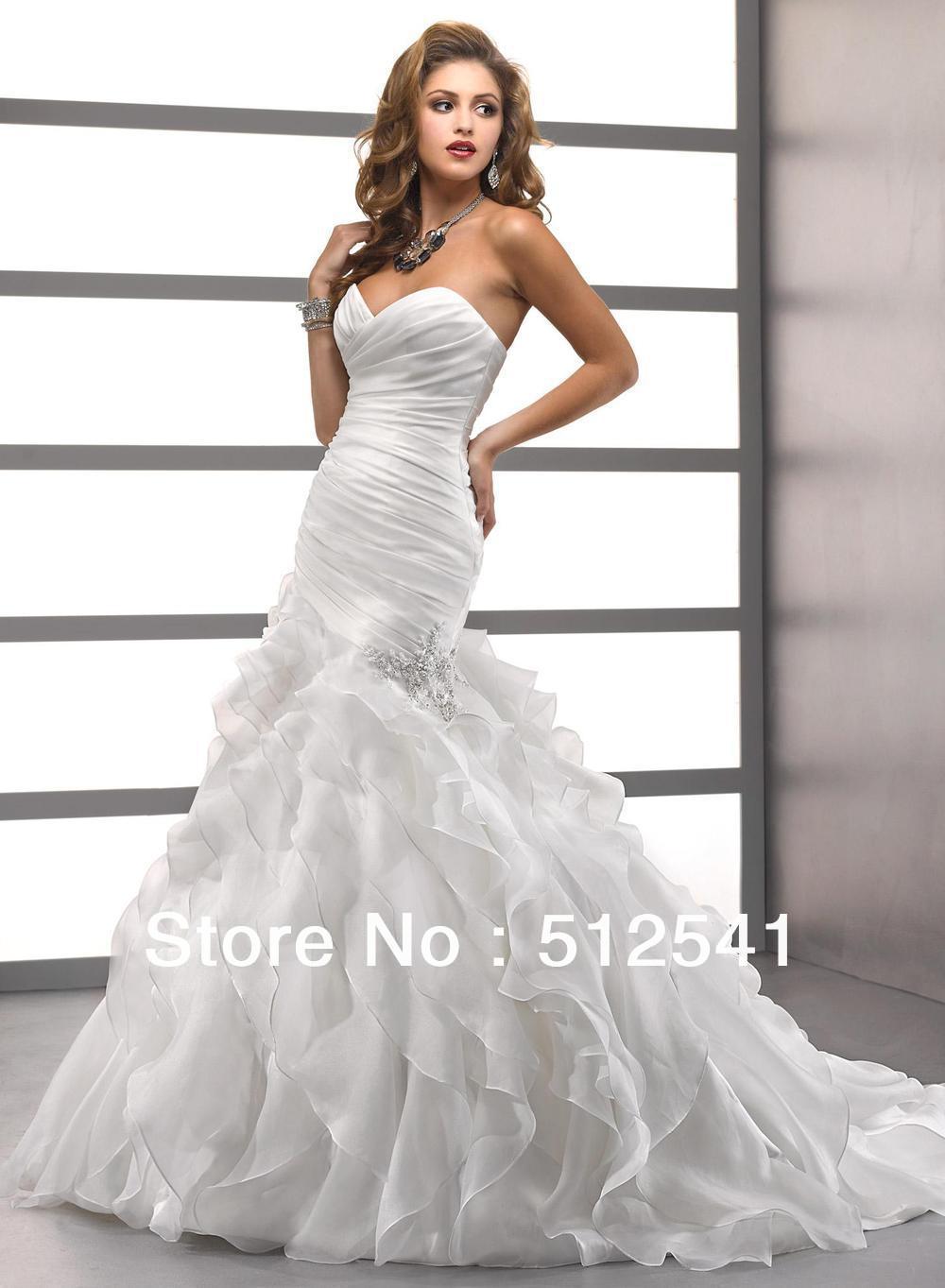 Wow vestido de novia