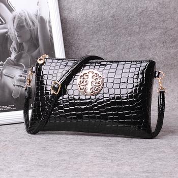 Day clutch female 2015 summer for Crocodile women's handbag messenger bag small bag messenger bag bags