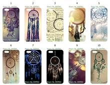 Mobile Phone Cases Wholesale 10pcs/lot Dream Catcher Design Protective White Hard Case For Iphone 5C Free Shipping