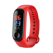 Smart Band montre Bracelet Bracelet Fitness Tracker pression artérielle fréquence cardiaque Fitness Tracker montres femmes livraison directe 2019(China)