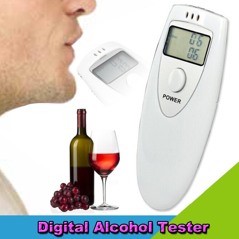 Тестер на алкоголь Alcohol