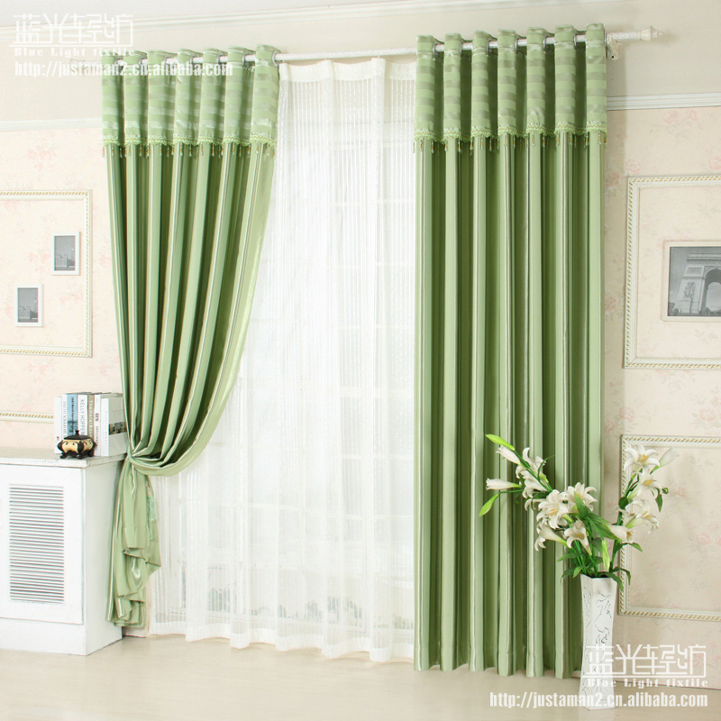 Hotel shade cloth light curtain manufacturers wholesale support special(China (Mainland))