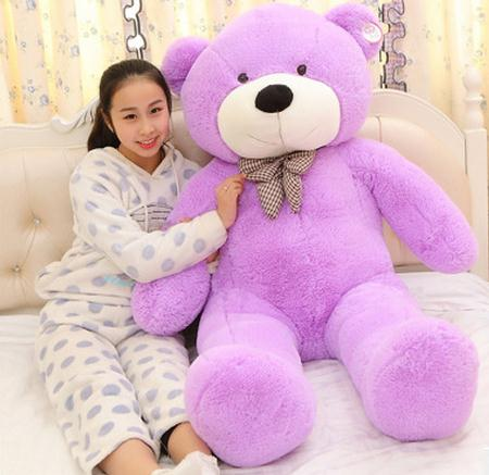 Recommend Large Size Teddy Bear 1.4 Meters Hold Pillow Big Embrace Bear Doll Plush Toys Doll/ Christmas Birthday Lovers Gifts(China (Mainland))