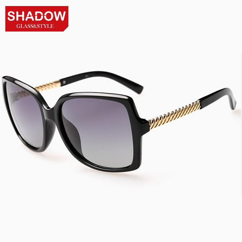 2015 brand sunglasses women brand designer Polarized sunglasses women brand designer red leopard square Polaroid lens PC frame(China (Mainland))