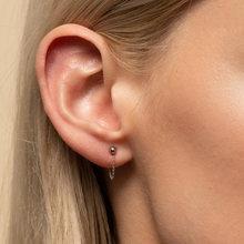 E-Manco Phong Cách Hàn Quốc Bông Tai Inox Nữ Cao Cấp Hoa Hồng Vàng Màu Bông Tai Đinh Bộ Nhỏ Earings Thời Trang bộ Trang Sức(China)